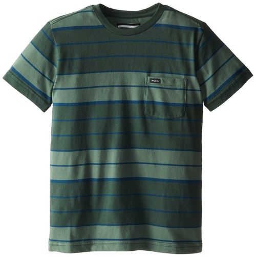 Big Boys Crew-Neck T-Shirt by RVCA in Boyhood