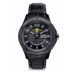 Scuderia Stainless Steel Watch by Scuderia Ferrari  in Ballers