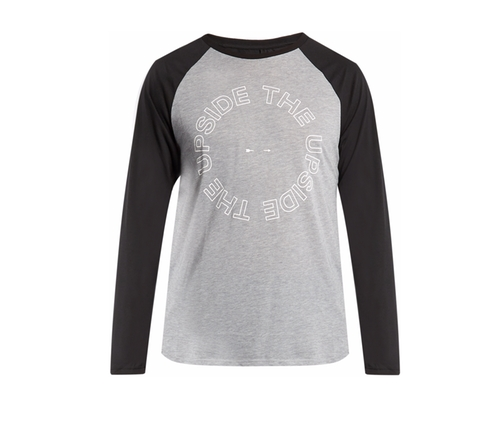 Logo-Printed Raglan-Sleeve Performance Top by The Upside in 13 Hours: The Secret Soldiers of Benghazi
