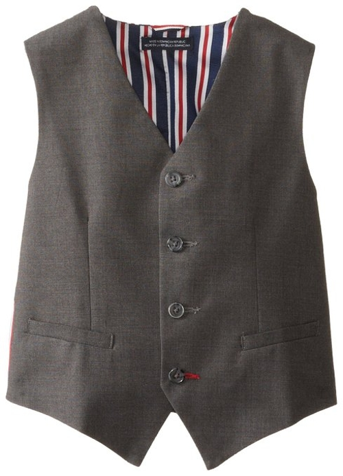 Sharkskin Vest by Tommy Hilfiger in Before I Wake