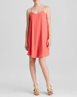 Cross Back Cami Swing Dress by Aqua in Jessica Jones