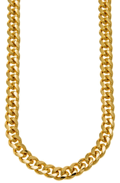 The 30 Clout Club Chunky Cuban Necklace by Clout Club Chicago in Straight Outta Compton