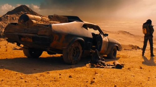 Modified 1973 Falcon XB GT Coupe (Interceptor) by Ford in Mad Max: Fury Road