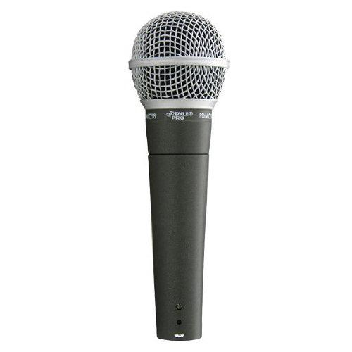 Professional Moving Coil Dynamic Handheld Microphone by Pyle-Pro in What If