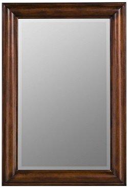 Julia Rectangle Mirror by Cooper Classics in Wild