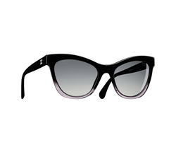 Summer Cat Eye Sunglasses by Chanel in Empire