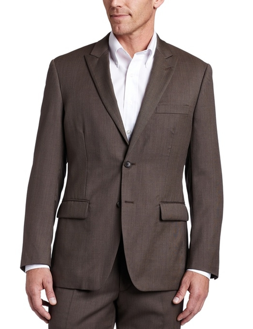 Suit Separate Jacket by Perry Ellis in Ocean's Eleven