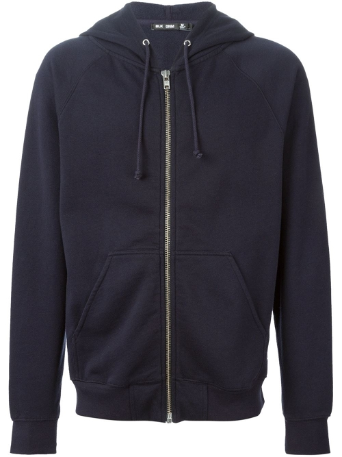 Zipped Hoodie by BLK DNM in Me and Earl and the Dying Girl