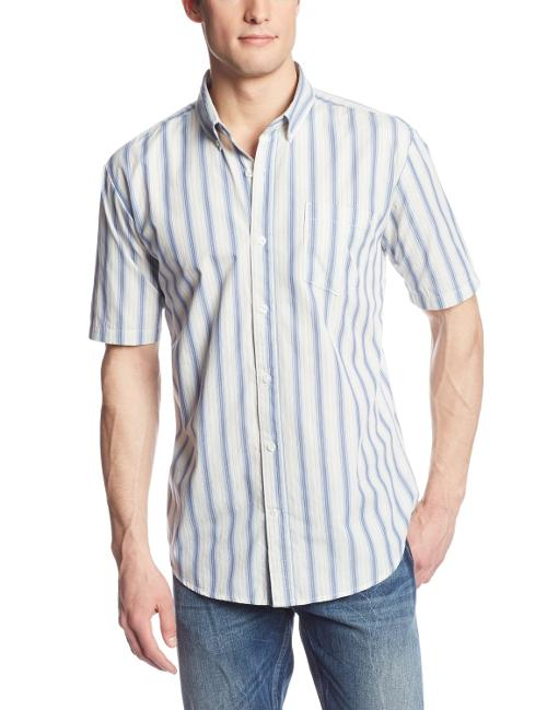 Men's Weirdoh Stripe Short Sleeve by Volcom in The Judge