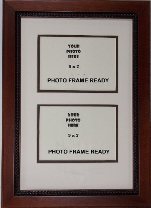 Wall Mount Double Photo Frames by Photo Frame Ready in The Age of Adaline
