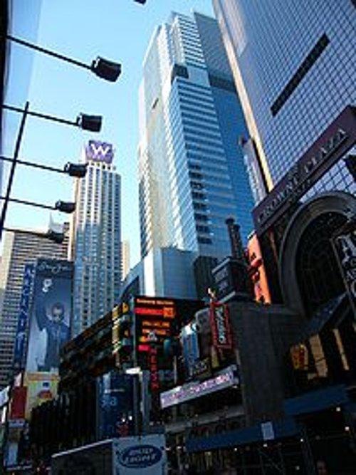 Morgan Stanley Building New York City, New York in The Loft