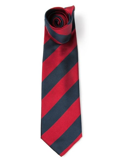 Vintage Striped Tie by Pierre Cardin in Horrible Bosses 2