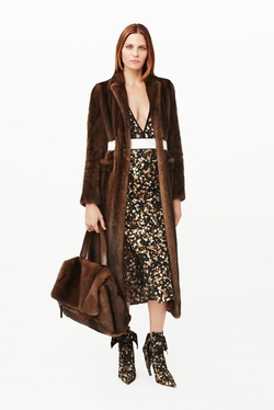 Pre-Fall 15 Coat by Givenchy  in Keeping Up With The Kardashians