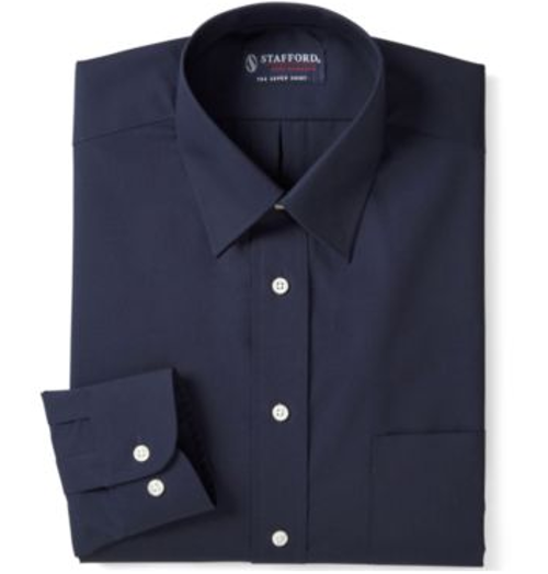Travel Performance Super Shirt by Stafford in Lucy
