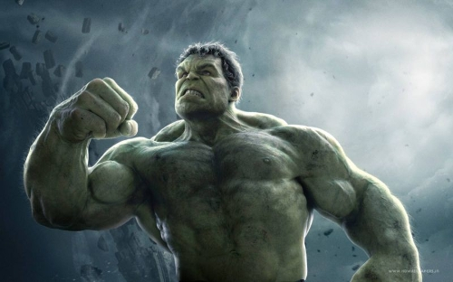 Hulk by Andy Park (Concept Artist) in Marvel's The Avengers