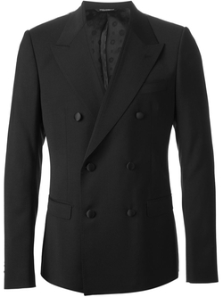 Double Breasted Suit by Dolce & Gabbana in Steve Jobs