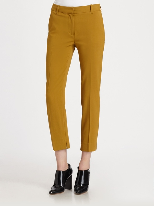 Cropped Pencil Trousers by 3.1 Phillip Lim  in Pretty Little Liars - Season 6 Episode 13
