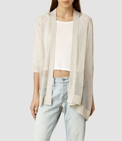 Bishi Cardigan by All Saints in Modern Family