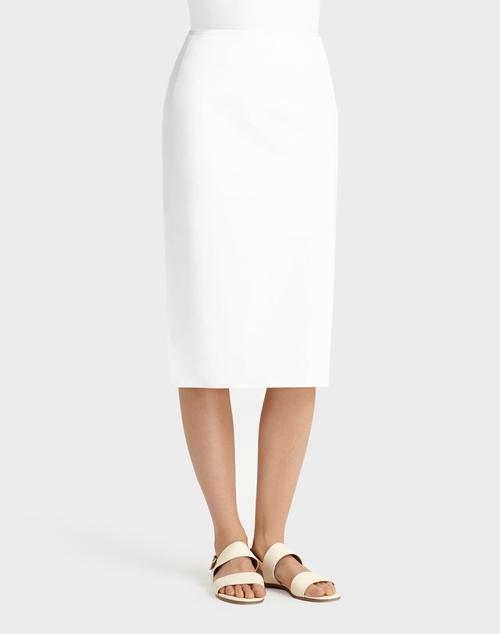Metropolitan Stretch Priscilla Skirt by La Fayette 148 in Suits - Season 5 Episode 1