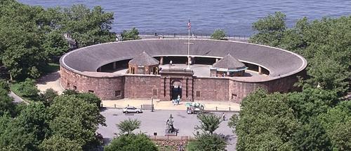 Castle Clinton National Monument New York City, New York in Marvel's The Avengers