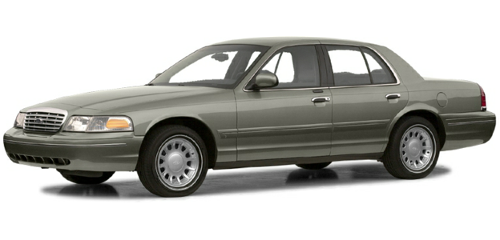 Crown Victoria by Ford in Inception