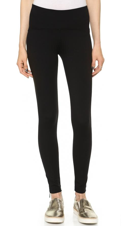 Zip Leggings by Getting Back To Square One in Let's Be Cops