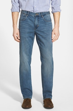 'Dallas' Authentic Fit Straight Leg Jeans by Tommy Bahama in Modern Family