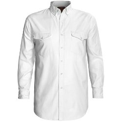 Ranchwear Oxford Shirt - Long Sleeve by Walls in Shutter Island