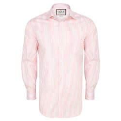 Brookland Stripe Classic Fit Shirt - Button Cuff by Thomas Pink in Anchorman 2: The Legend Continues