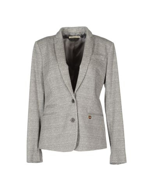 Shawl Collar Blazer by Met & Friends in The Overnight