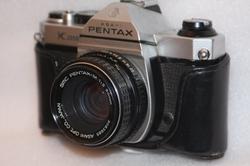 K1000 Camera by Pentax in The Walk