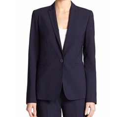 Stretch Wool Darcy Jacket by Elie Tahari in How To Get Away With Murder