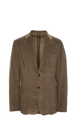 Wesley Cord Suit Jacket by Billy Reid in Laggies
