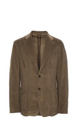 Wesley Cord Suit Jacket by Billy Reid in Laggies