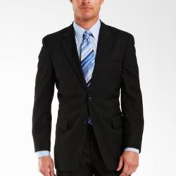 Black Suit Jacket by Adolfo in Wish I Was Here