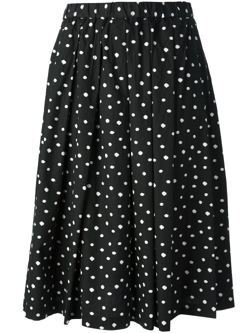 Polka Dot Skirt by Comme Des Garçons in And So It Goes