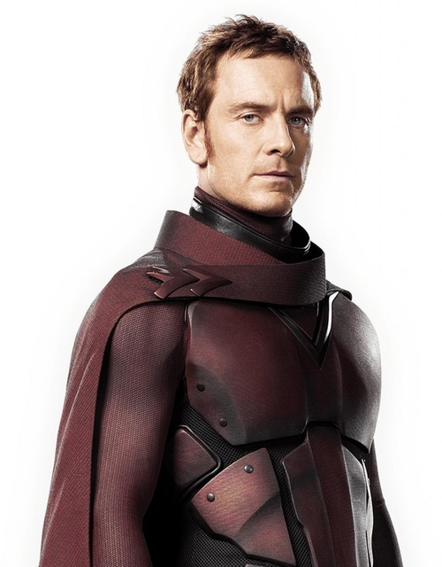 Custom Made Erik Lehnsherr / Magneto (younger) Costume by Louise Mingenbach (Costume Designer) in X-Men: Days of Future Past