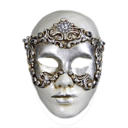 Venetian Masquerade Mask by Vivo in Fifty Shades Darker