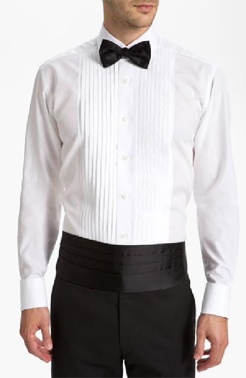 Cummerbund & Bow Tie by HUGO BOSS in The Wolf of Wall Street