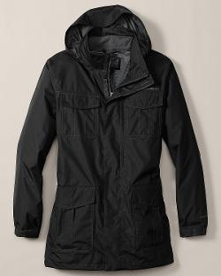 Parka Jacket by Rainfoil in Prisoners