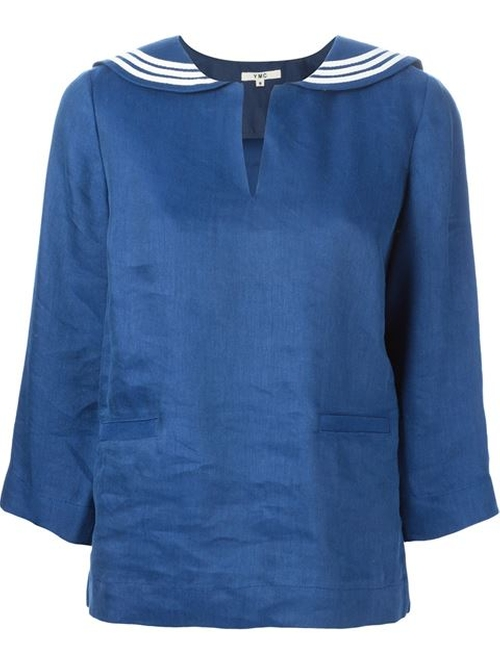 Sailor Collar Top by YMC in Vacation