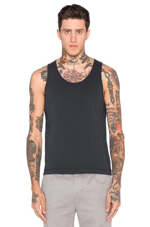 Singlet Tank Top by Our Legacy in Jason Bourne