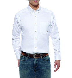 Solid Twill Shirt by Ariat in The Longest Ride