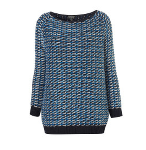 Loop Stitch Sweater by Topshop in Love, Rosie