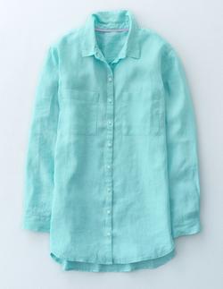 The Longer Length Linen Shirt by Boden in Bad Moms