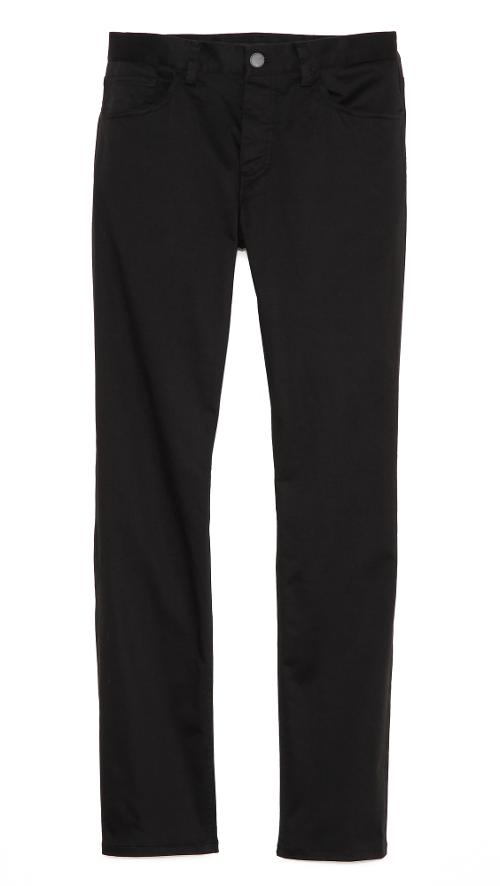 Haydin Twill 5 Pocket Pants by Theory in The Other Woman