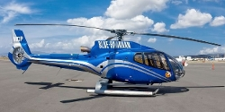 Eurocopter EC130 Helicopter by Blue Hawaiian in Jurassic World