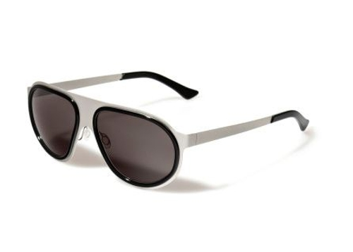 Comoros Stainless Steel Sunglasses by L. G. R. in Mission: Impossible - Rogue Nation