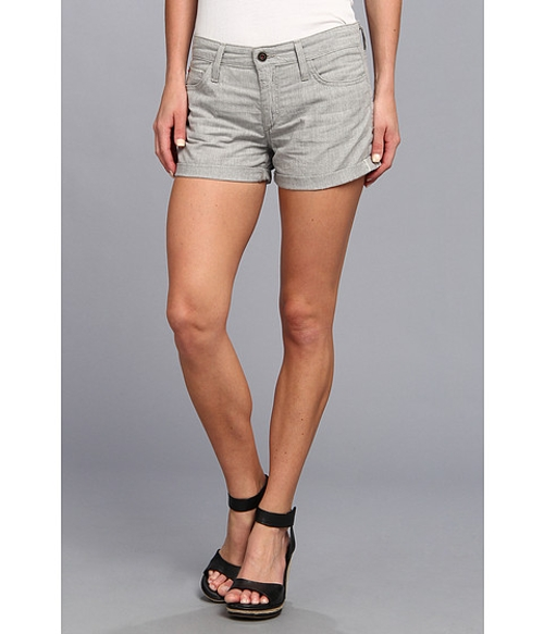 Japanese Denim Rolled Short by Joe's Jeans in Fast Five