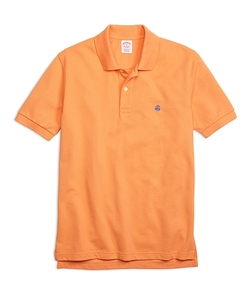 Golden Fleece Performance Polo Shirt by Brooks Brothers in Ballers